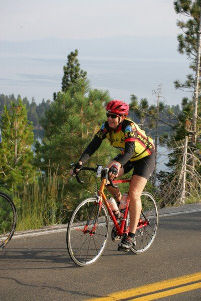 Tour de Tahoe Sept 2011 - Lake Tahoe, Nevada