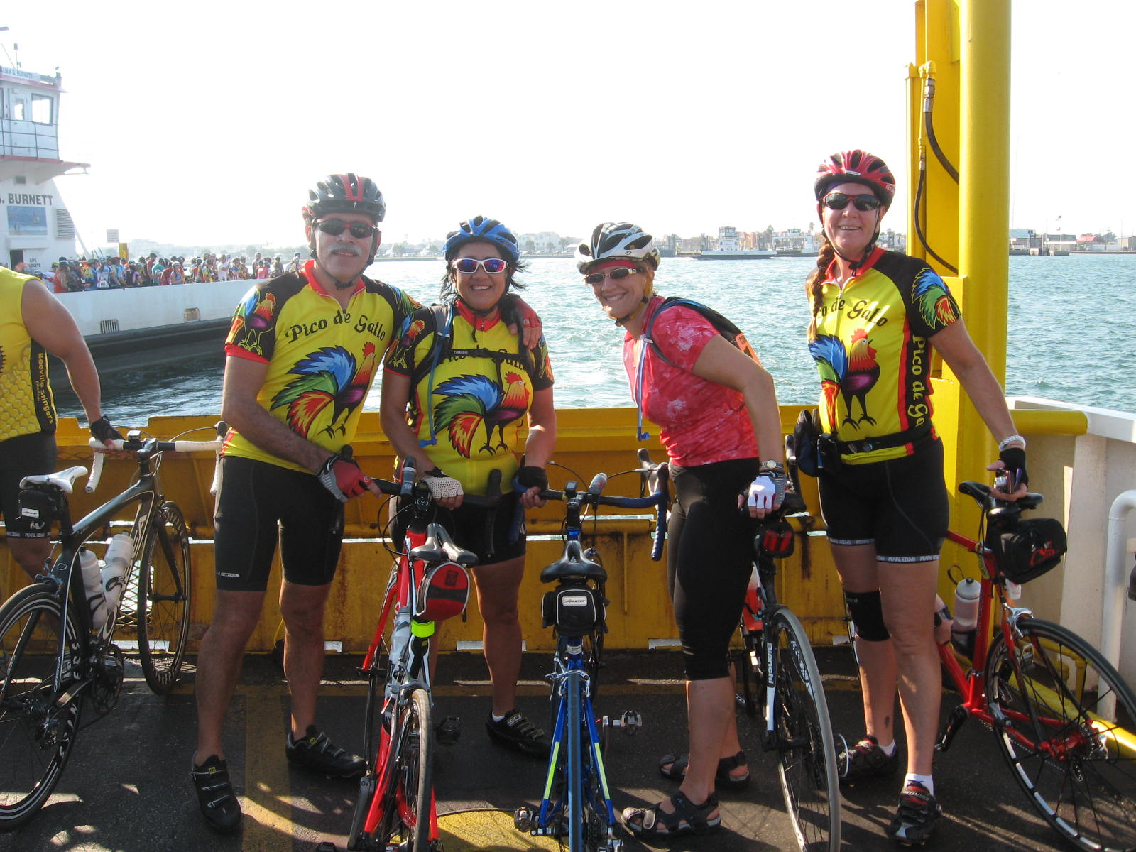 Conquer the Coast 2011 - Corpus Christi, Tx