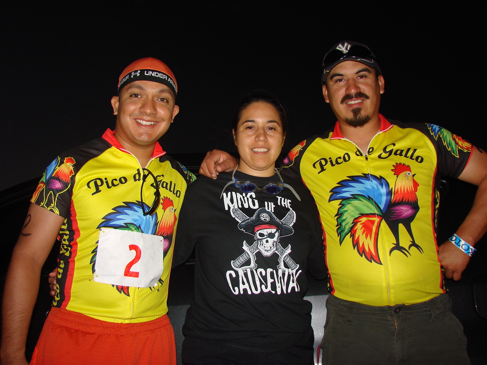 King of the Causeway Triathlon 2011 by Wally\'s Bicycles & TMC - South Padre Island, Tx