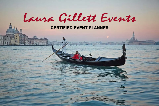 Exclusive Events by Laura Gillett